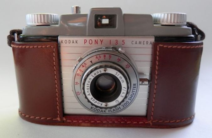 Kodak Pony 135 Camera