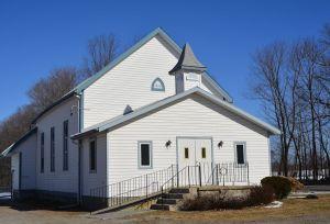 Ebeneezer United Church est. 1886